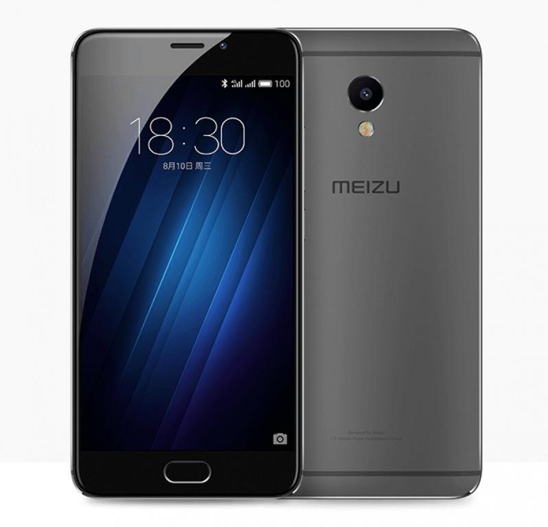 Meizu M3E màu xám
