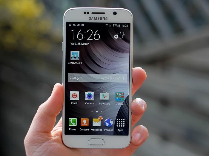 smartphone Galaxy giảm giá
