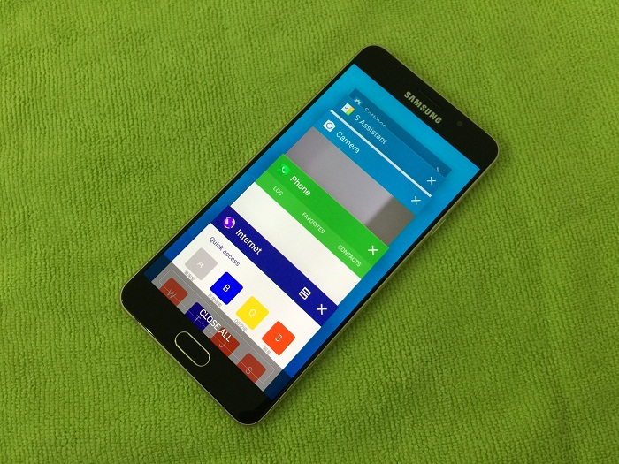 smartphone Galaxy 1