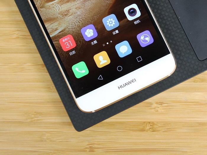 logo Huawei G9 Plus