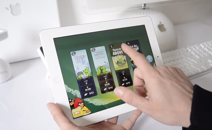 lựa chọn iPad 2 cũ hay iPad 3 cũ