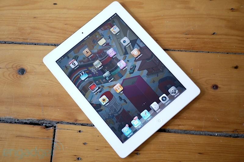 iPad 2 qua sử dụng