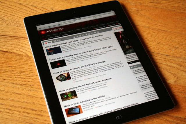 màn hình iPad 2