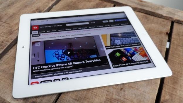 Chip iPad 3 qua sử dụng
