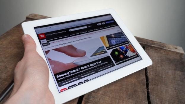 Cấu hình iPad 3 qua sử dụng