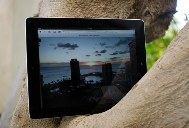 giá iPad 4 qua sử dụng
