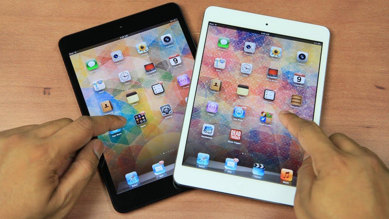 cấu hình iPad Mini 1