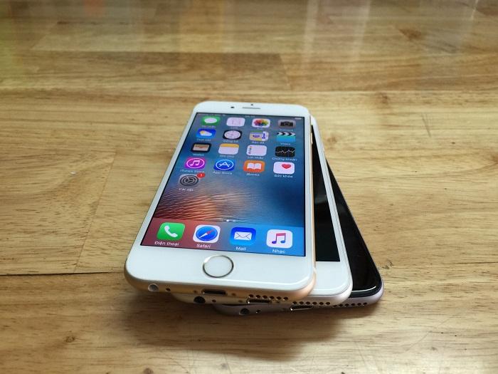 iPhone 5S/6 giảm giá sâu 5