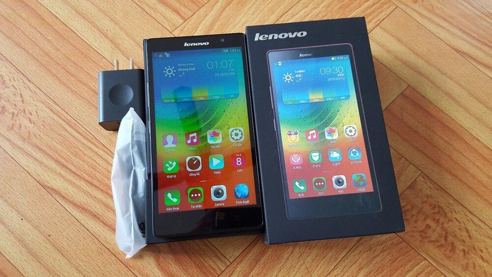Lenovo K80 màn hình