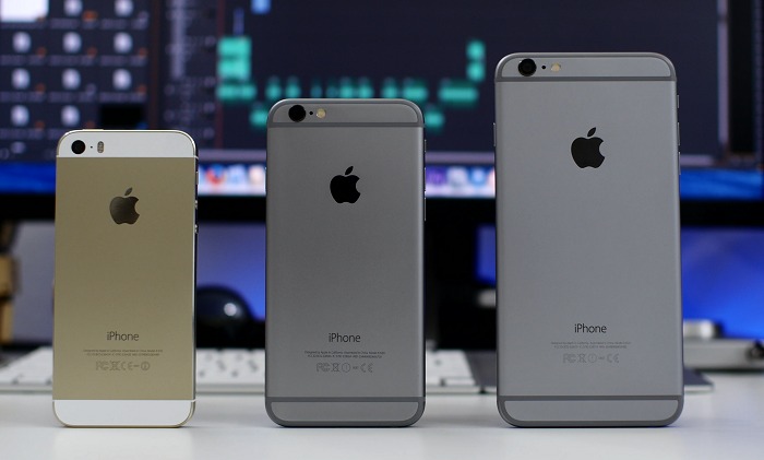 iPhone 5 đến iPhone 6S 2