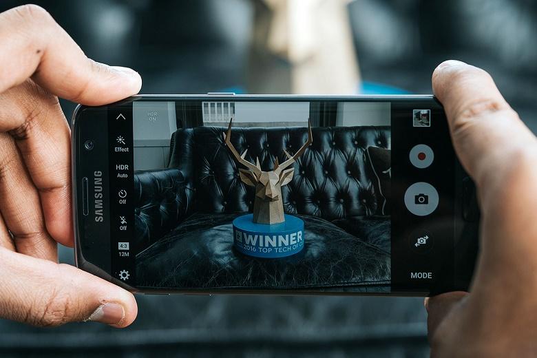 Chụp ảnh Samsung Galaxy S7 Edge