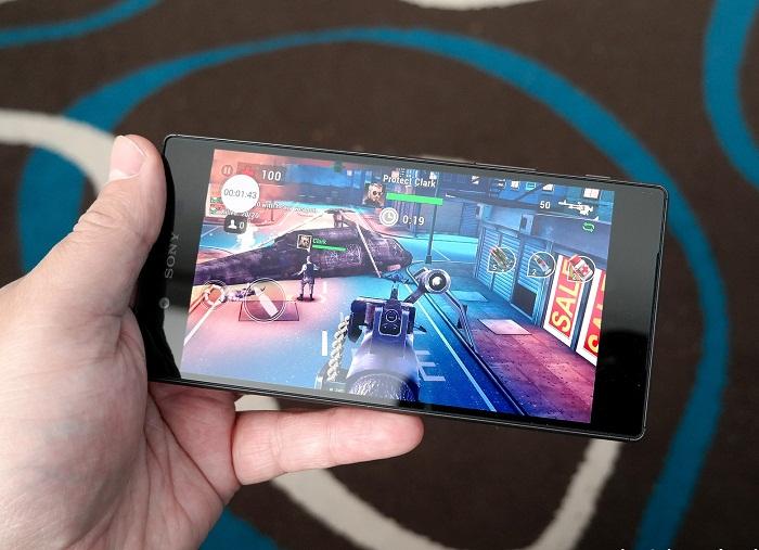 cấu hình Sony Xperia Z5