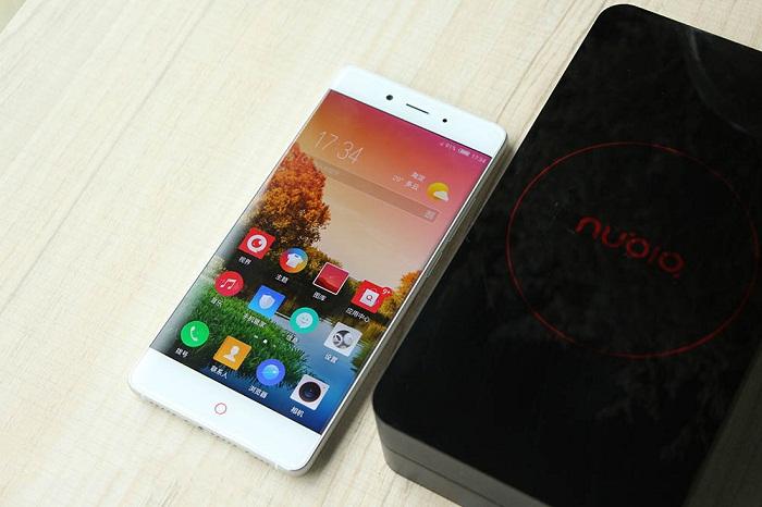 Điện thoại ZTE Nubia Z11