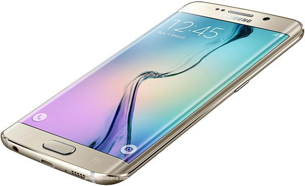 Galaxy S6 edge màu xanh đậm.
