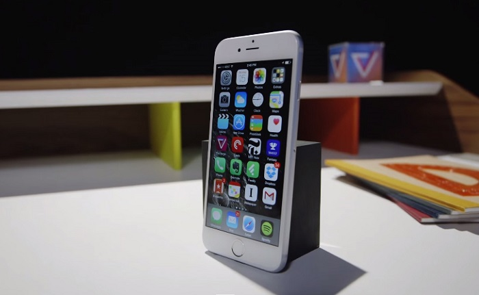iPhone 6 Lock