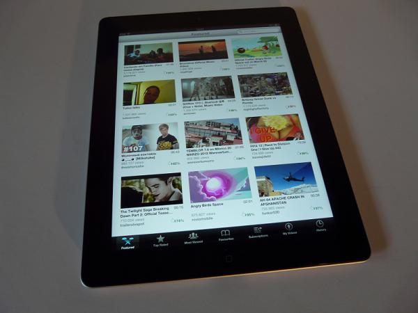 mua iPad 3 qua sử dụng