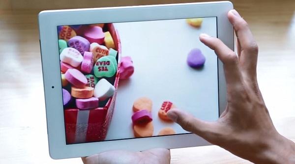 tablet iPad 3 qua sử dụng