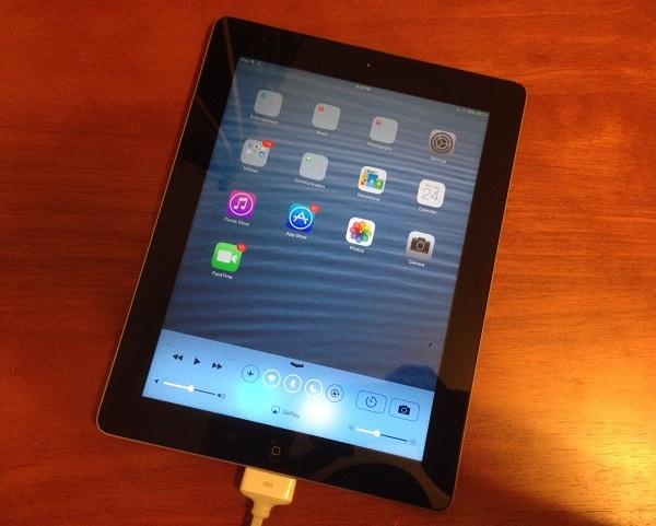 iPad 3 qua sử dụng