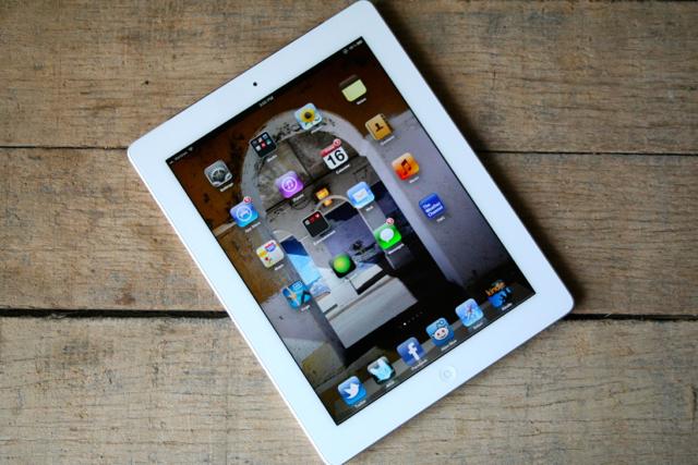 iPad 3 qua sử dụng 1