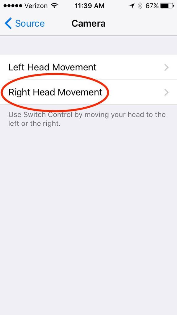 Thủ thuật bí mật giúp bạn có thể điều khiển iPhone bằng đầu - Ảnh 7.
