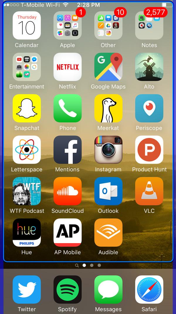 Thủ thuật bí mật giúp bạn có thể điều khiển iPhone bằng đầu - Ảnh 9.