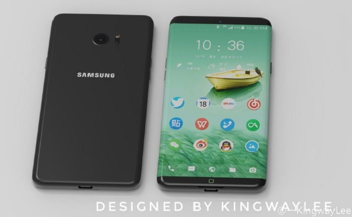 Home Samsung Galaxy S8