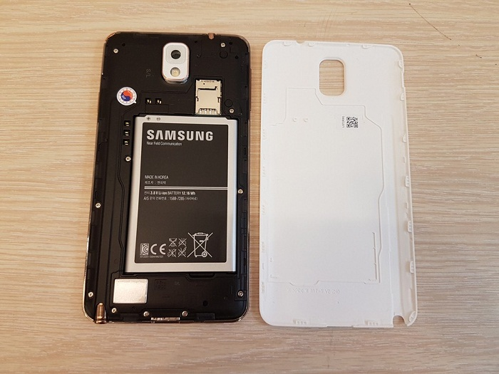 Pin Samsung Galaxy Note 3