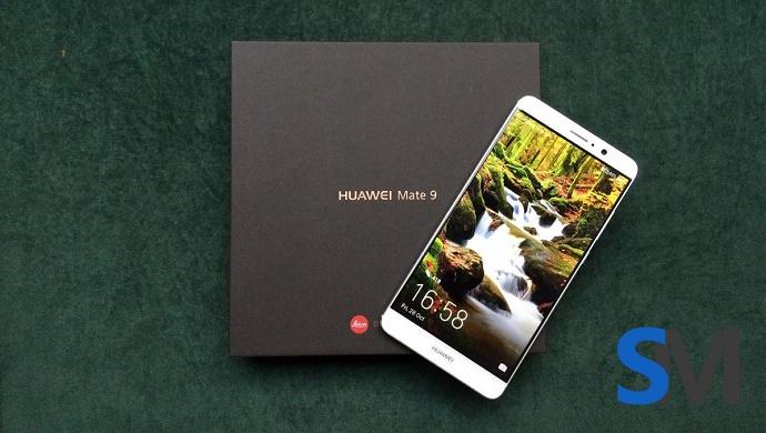 điện thoại Huawei Mate 9