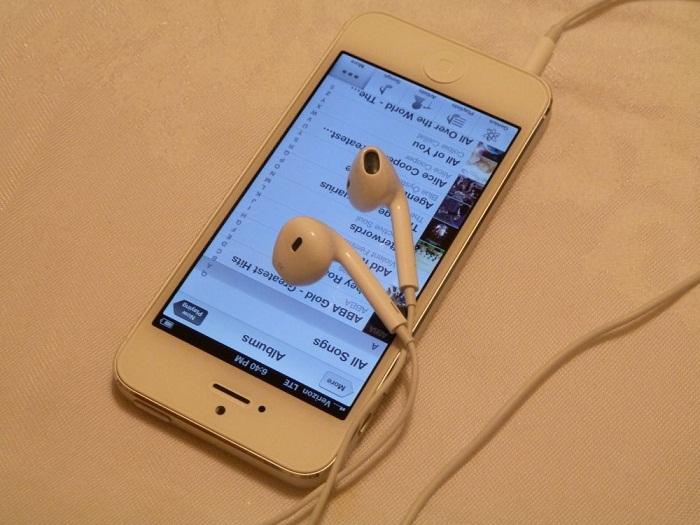 iPhone 5 quốc tế chưa active