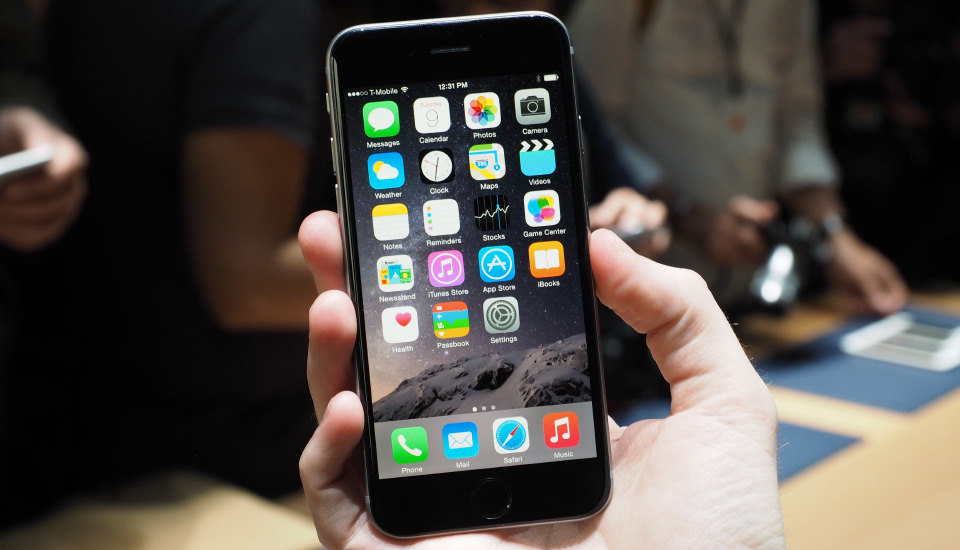 tăng tốc iPhone