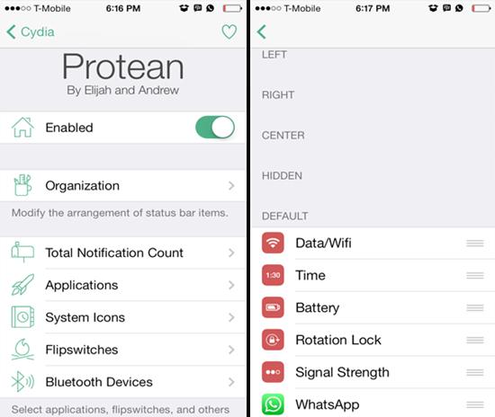 tweak không thể thiếu cho iOS 8.4 5