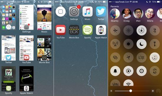 tweak không thể thiếu cho iOS 8.4