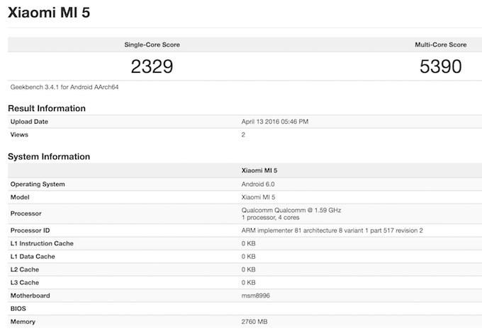 Meizu Pro 6 đọ sức Xiaomi Mi 5 8