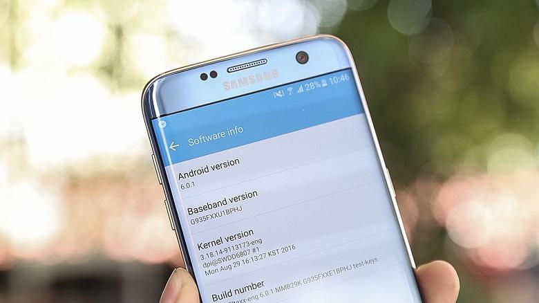 Thông tin Samsung Galaxy S7 Edge xanh san hô