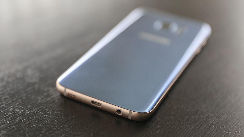 Đập hộp Samsung Galaxy S7 Edge xanh san hô