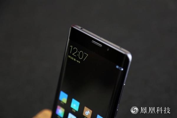 Cạnh Xiaomi Mi Note 2