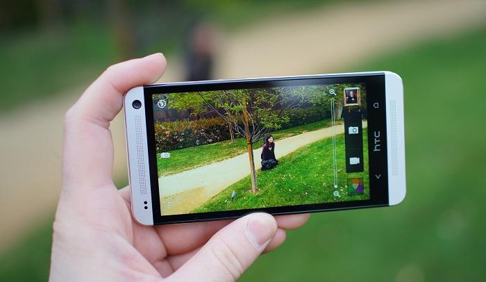 camera HTC One M7