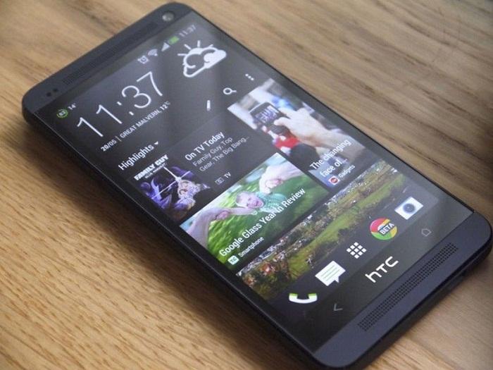 cấu hình HTC One M7