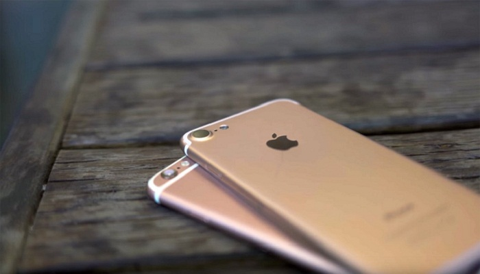 iPhone 7 bộ nhớ