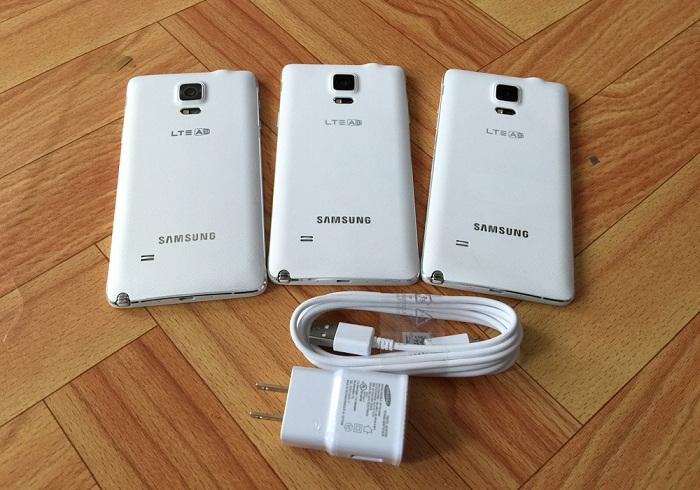 Samsung Galaxy Note 4 hàn