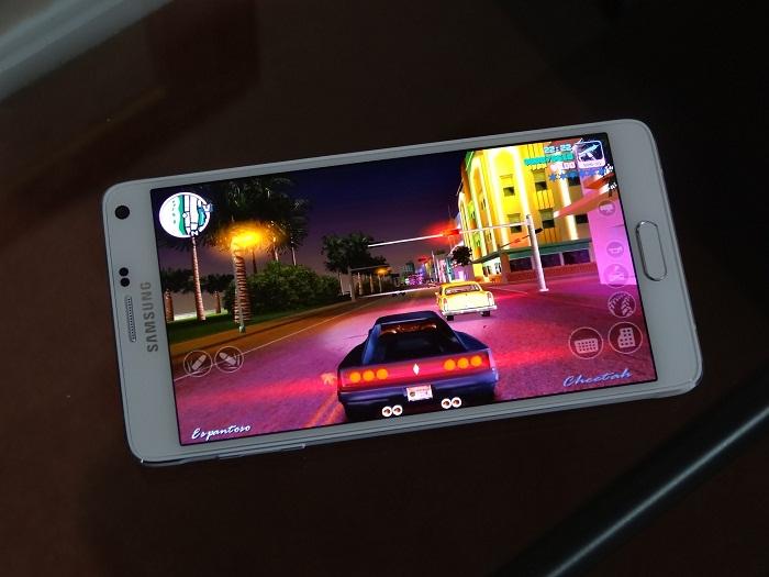 cấu hình Samsung Galaxy Note 4