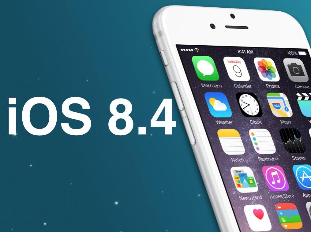 khắc phục các lỗi thường gặp khi cài đặt iOS 8.4