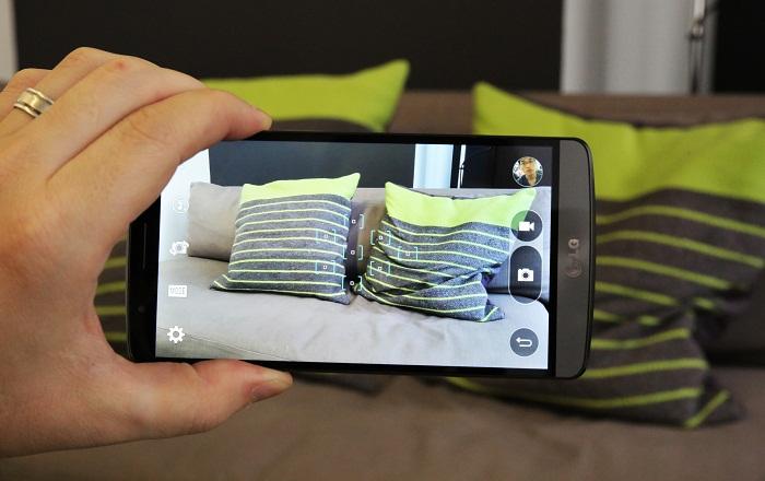 Smartphone nào RAM 3GB, quay phim 4K 4