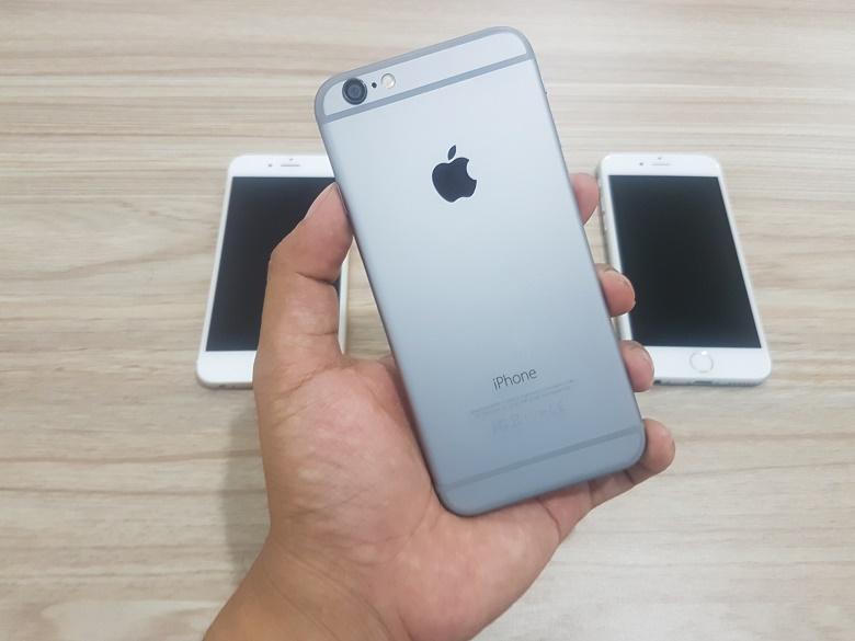 Trên tay iPhone 6 giá 7 triệu