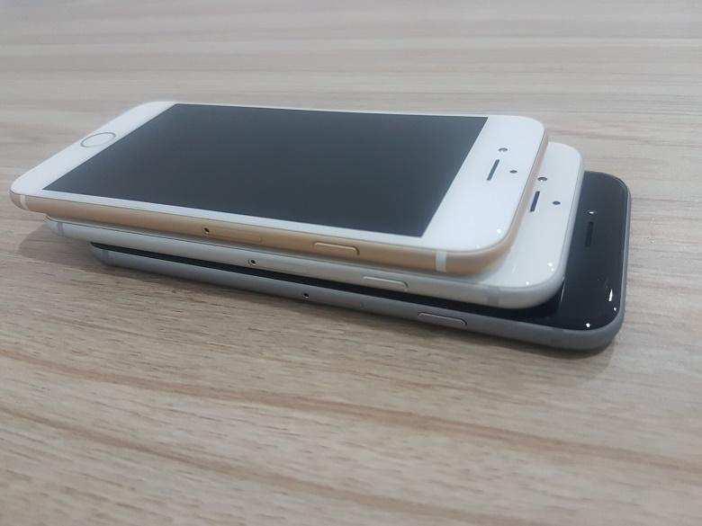 Trên tay iPhone 6 giá 7 triệu đang hút người mua cuối tháng 10