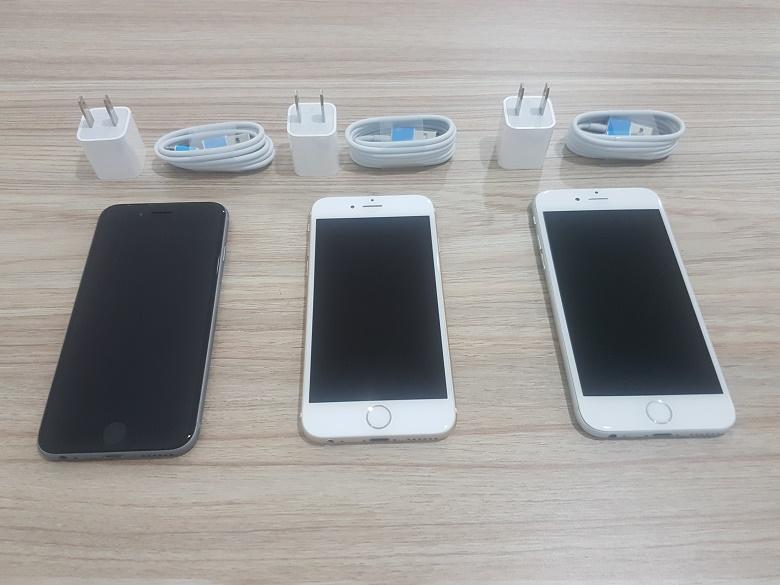Trên tay iPhone 6 giá 7 triệu đang hút người