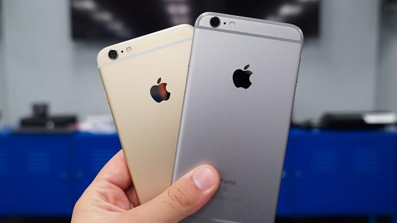 iPhone 6 và iPhone 6S