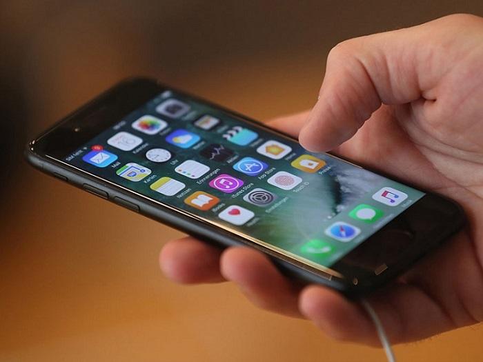 Kiểm tra màn hình, cảm ứng iPhone 7 Lock
