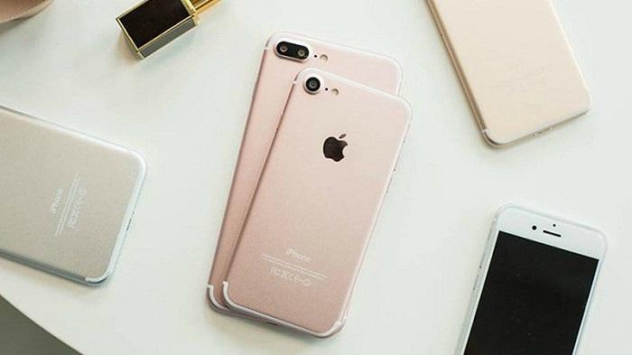 Bảo hành iPhone 7 Lock