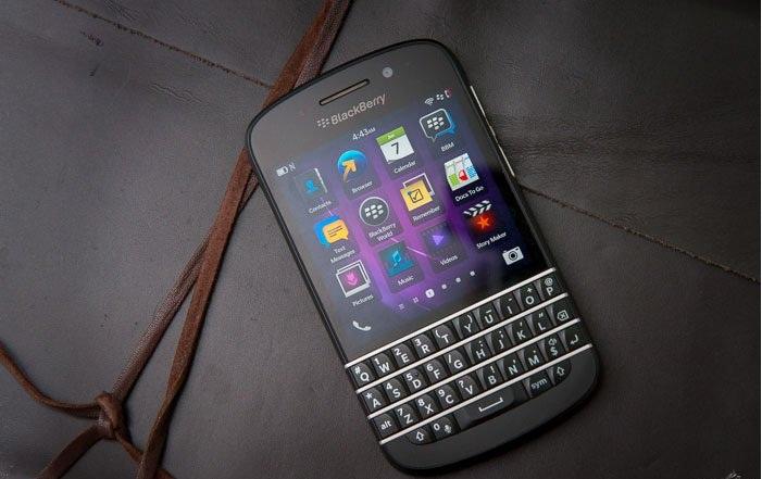 Màn hình Blackberry Q10 Nobis